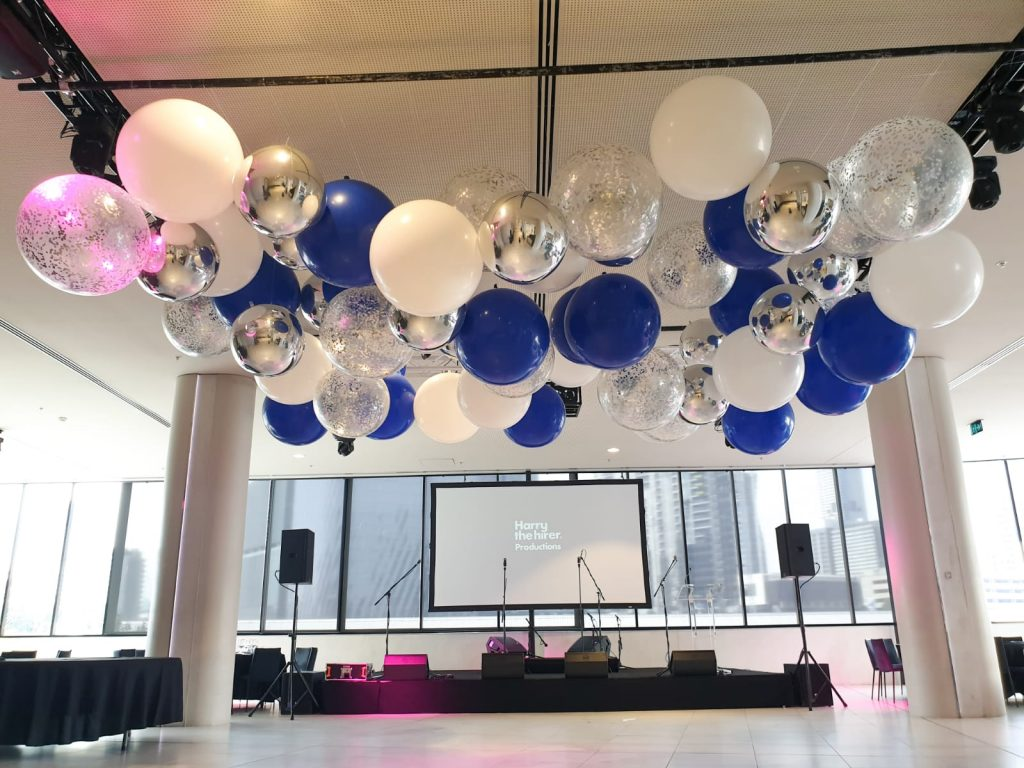 In case, decorating and readying the places is not your forte, you could hire balloon decorators and event managers to take care of it.